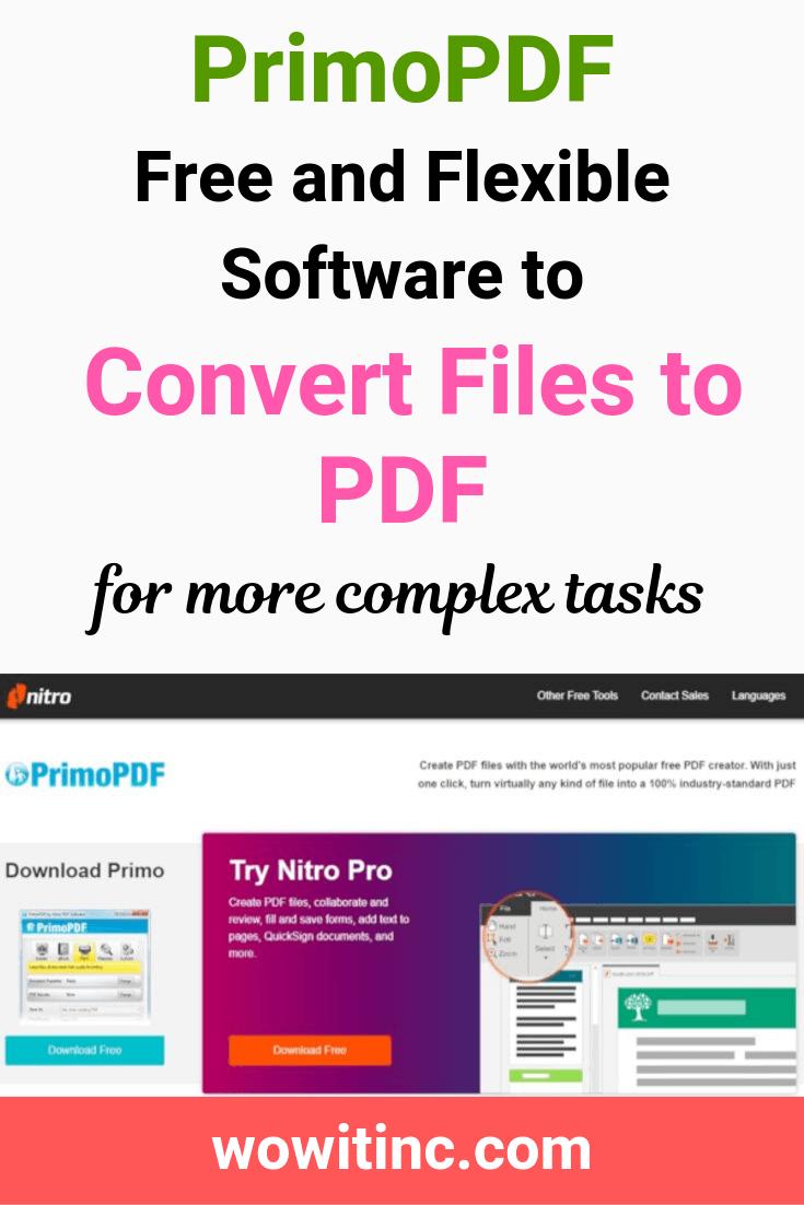 Primopdf for macbook pro free download cnet